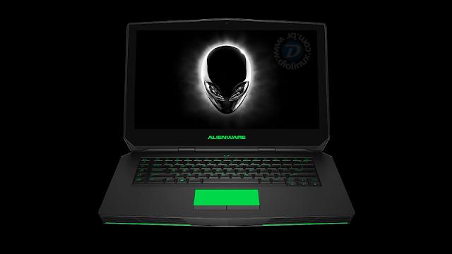 Alienware volta ao Brasil para competir com a Apple