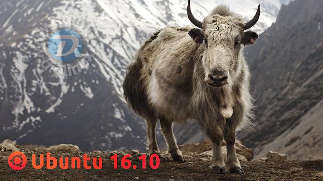 Revelado o nome do Ubuntu 16.10