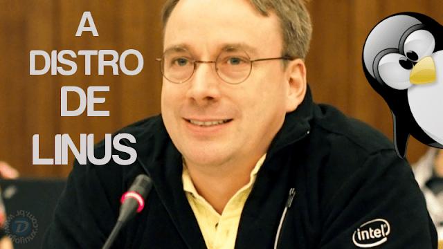 Conheça a distribuição Linux do criador do Kernel
