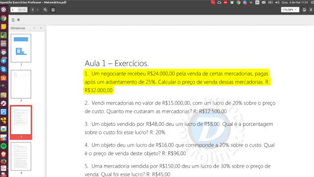 Nova versão do leitor de PDF Evince tem função de destacar texto