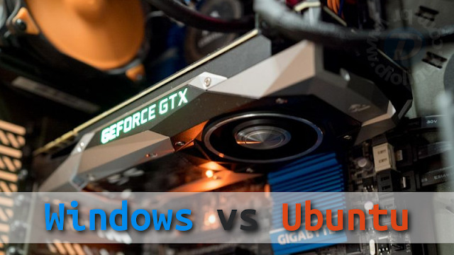 Windows 10 vs Ubuntu 16.04 LTS com GTX 1070 e GTX 1080 - Benchmarks