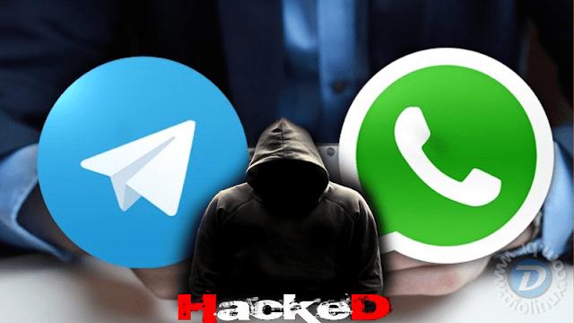 Hackers conseguem invadir WhatsApp e Telegram