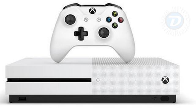 Novo Xbox One S terá capacidade de até 2 TB de armazenamento