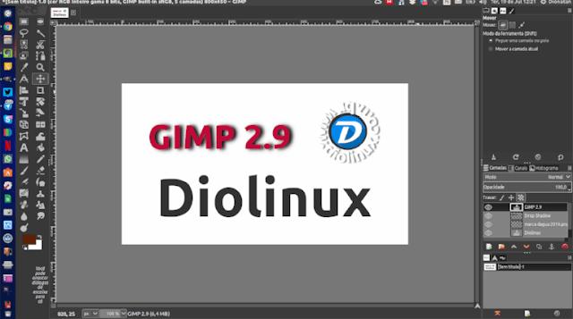 Como instalar o renovado GIMP 2.9 no Ubuntu