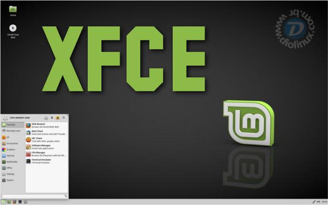 Linux Mint 18 XFCE está disponível para download