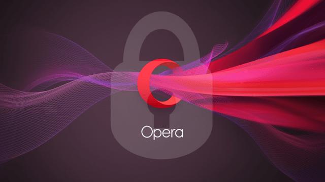 Você é usuário do Opera?
