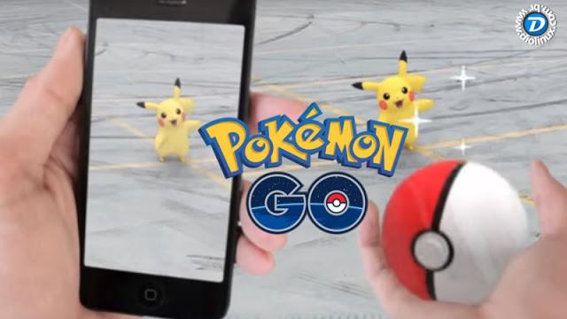 Lançado Pokémon GO