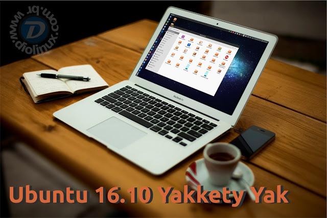 Baixe os primeiros Betas do Ubuntu 16.10 Yakkety Yak
