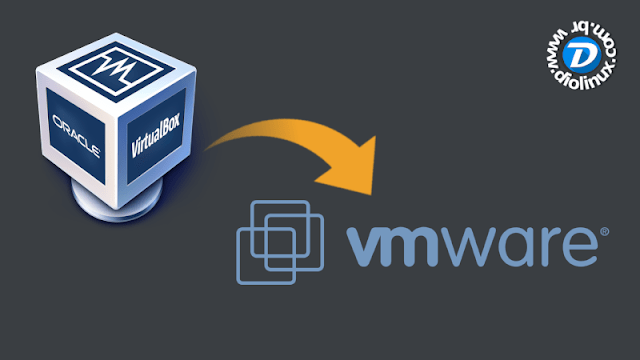 Como exportar uma máquina virtual do VirtualBox para o VMWare