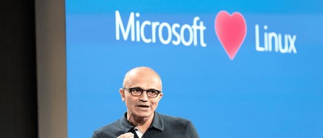 Por que a Microsoft foi acolhida de braços abertos pelo Linux?