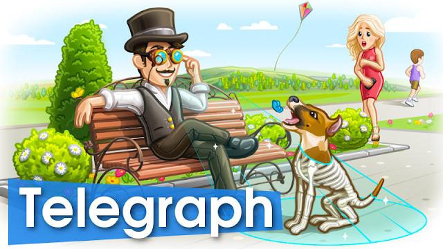 Telegraph - Telegram lança serviço de publicações anônima