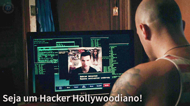 """Conheça o """"Hollywood"""" o comando do terminal Linux"""