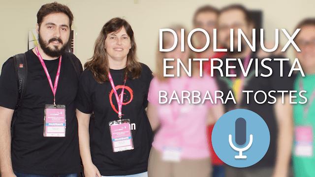 Entrevistamos Barbara Tostes