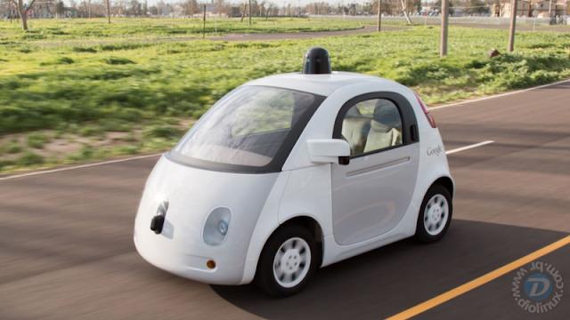 Waymo - Google cria nova empresa para setor de carros inteligentes