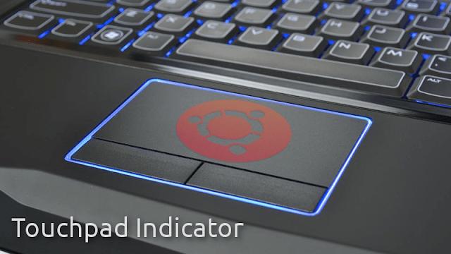 Touchpad Indicator no Ubuntu