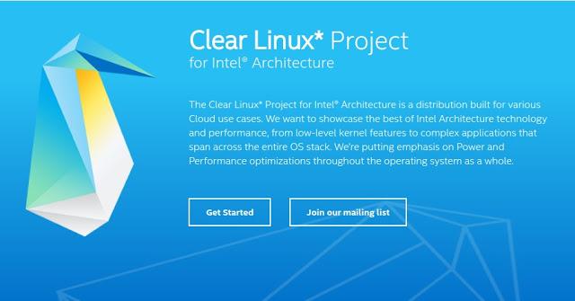 Intel usa o seu Clear Linux para melhorar o desempenho de seus chips para jogos da Steam