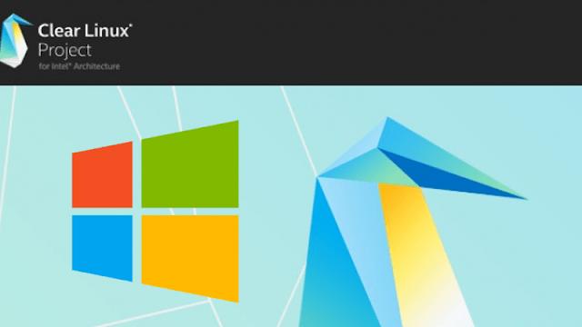 Clear Linux da Intel agora integra o Microsoft Azure também