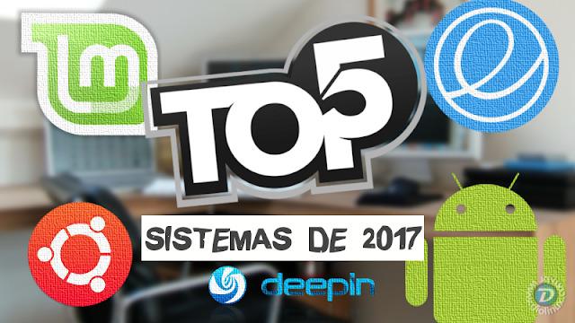 Os 5 sistemas operacionais que devem surpreender em 2017