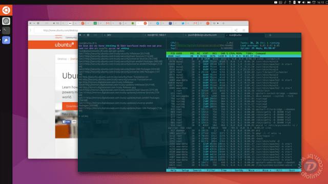 A evolução do Unity 8 para Desktops e onde o Ubuntu vai parar