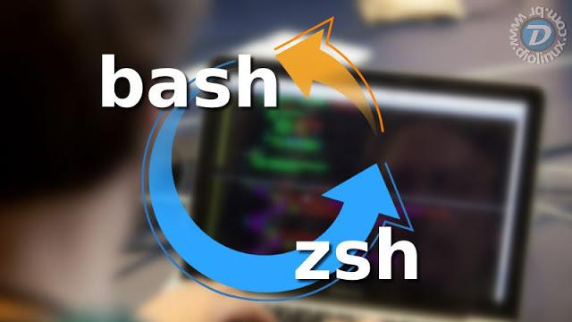 Do Bash para o ZSH