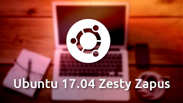 Lançado Ubuntu 17.04