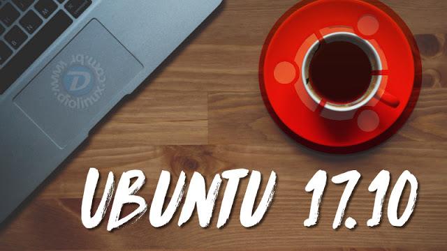 Primeiras daily builds do Ubuntu 17.10 já estão disponíveis para download