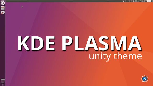 United - O tema para KDE Plasma