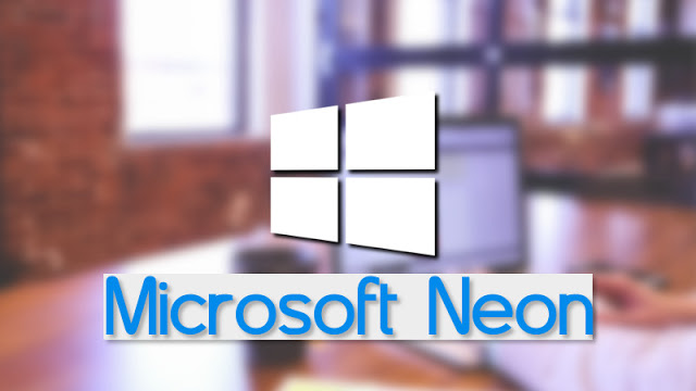"Interface convergente da Microsoft é batizada de ""Projeto Neon"""