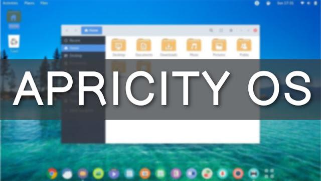 Distro baseada no Arch Linux, Apricity OS é descontinuado