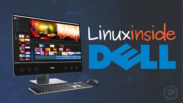 Dell começa a vender computadores All in One de alto desempenho com Ubuntu e Red Hat EL