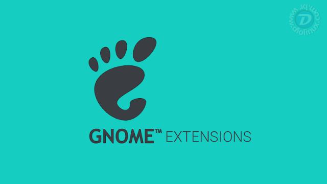 Como sincronizar extensões do Gnome Shell entre vários computadores