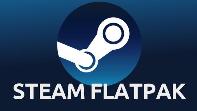 Veja o Steam funcionando via Flatpak