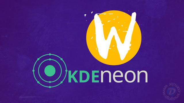 KDE Neon Developer Edition traz suporte ao Wayland
