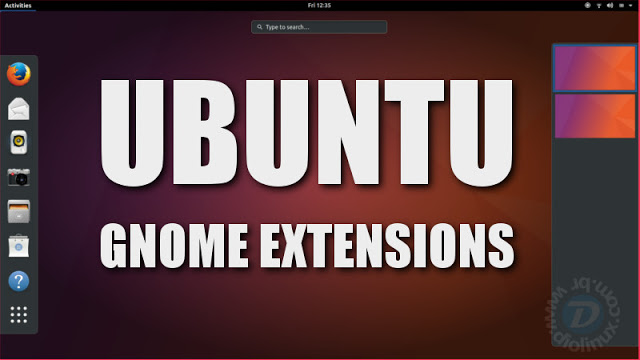 Desenvolvedores revelam quais extensões devem acompanhar Ubuntu com GNOME