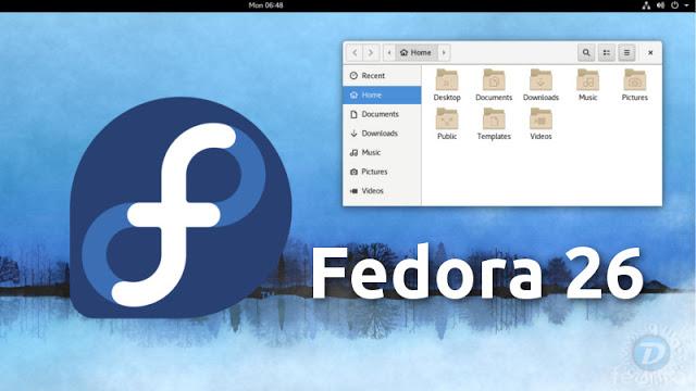 Fedora 26 - Conheça as principais novidades da versão e veja como baixar