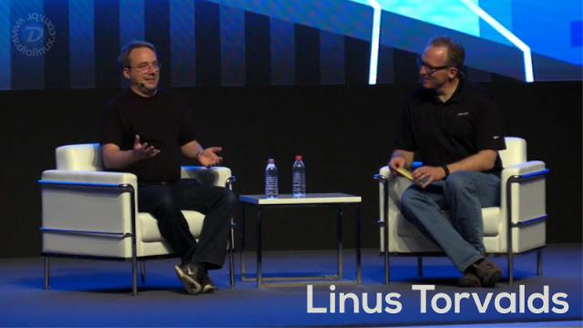 Em evento na China, Linus Torvalds comenta sobre o que o motiva a continuar desenvolvendo o Linux