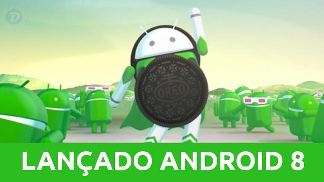 """Conheça agora as principais novidades do Android 8 """"Oreo"""""""