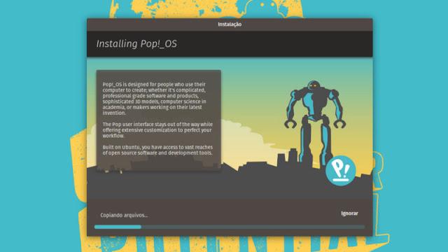 O que podemos esperar do Pop!_OS da System76?