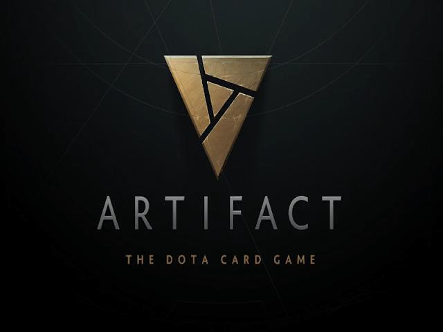 Artifact - Valve lança teaser de novo Card Game de DOTA