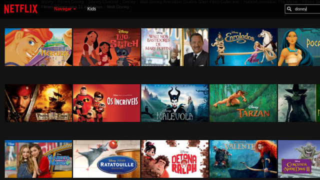 Disney sairá da Netflix e abrirá seu próprio serviço de Streaming em 2018