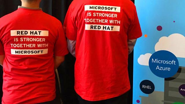 Microsoft e Red Hat fazem parceria para acelerar mudança para Cloud híbrida