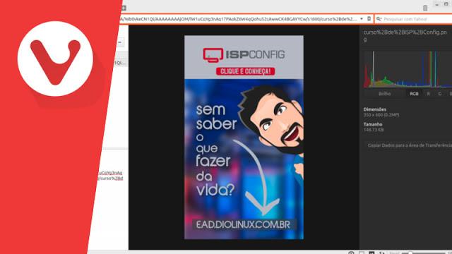 Lançada nova versão do Vivaldi Browser, confira a novidades