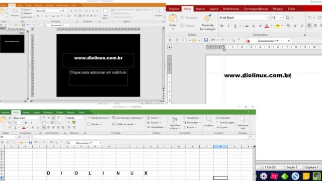 "SoftMaker Office 2018 chega para Linux com interface ""Ribbon"""