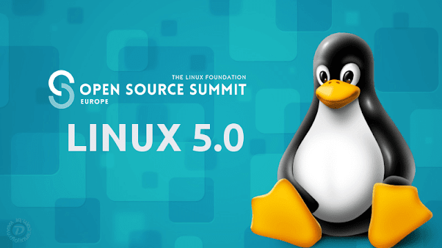 Kernel Linux 5.0 vem chegando em 2018!