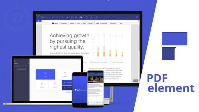PDFelement - Uma ótima solução para manipular PDF no Android
