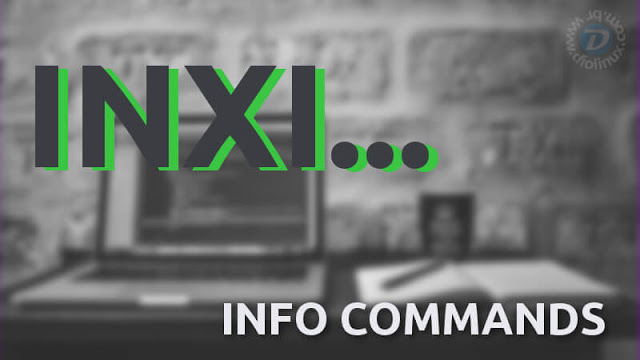 INXI - Um comando simples e completo para obter informações da sua distro Linux