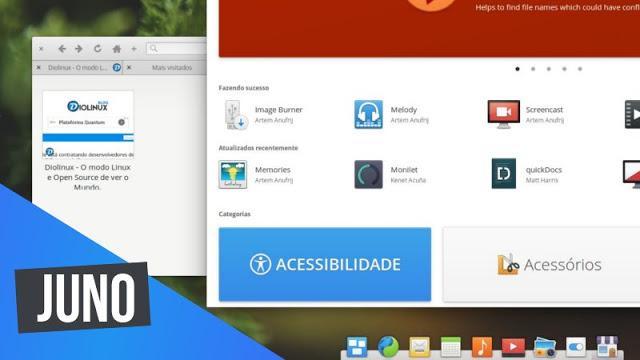 elementary OS Juno já tem muitas novidades!