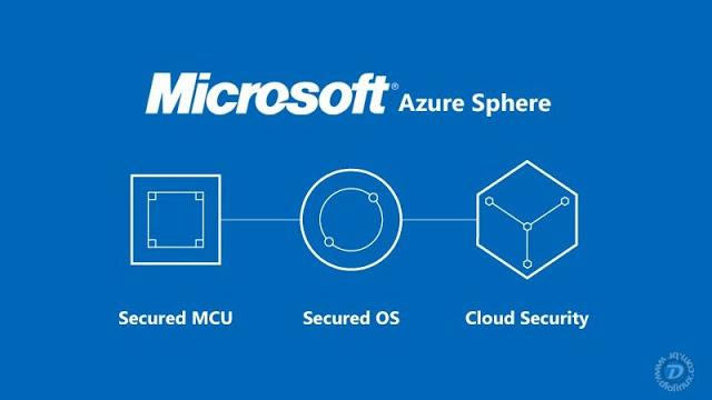 """Microsoft lança novo sistema operacional baseado em Linux, conheça o """"Azure Sphere OS"""""""