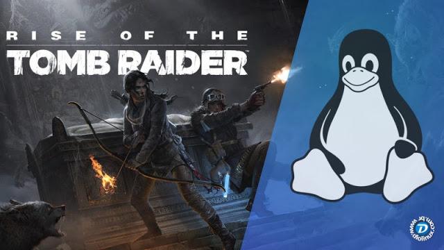 "Lançado ""Rise of the Tomb Raider"" para Linux"