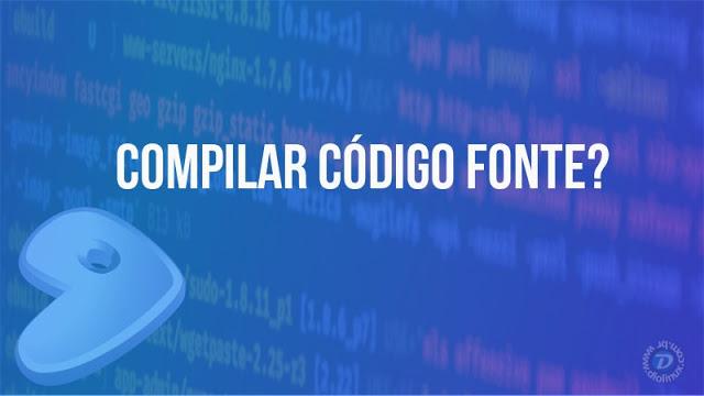 Compilação de código fonte torna programas realmente mais rápidos?
